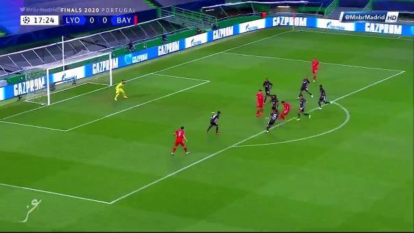 Bayern Munich vs. Lyon