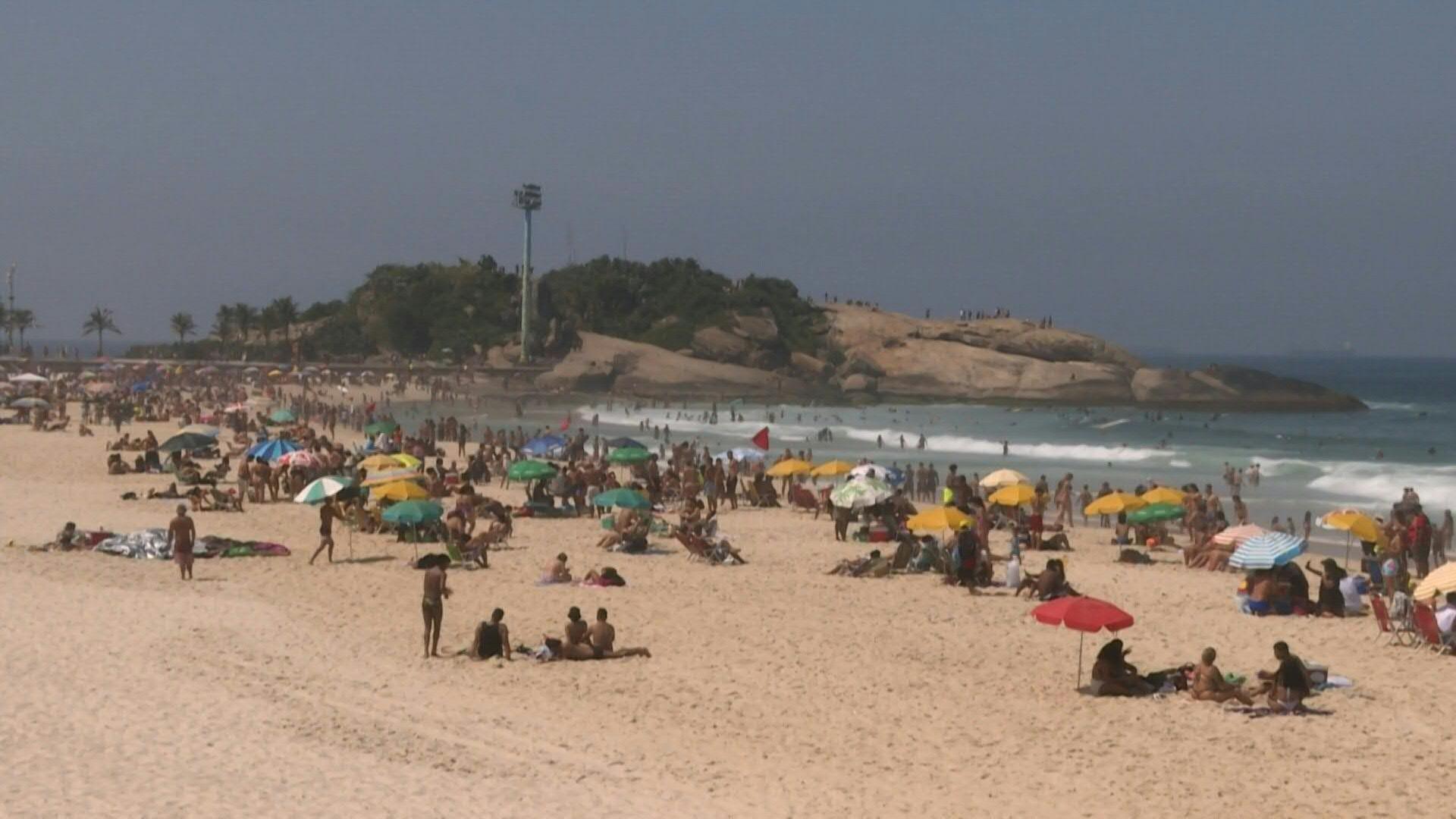 El turismo interno se reactivó este fin de semana debido al feriado del lunes por la Independencia de Brasil.
