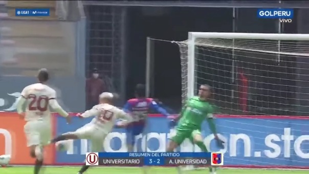 Universitario es líder del Apertura por la Liga 1 Movistar