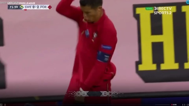 Cristiano Ronaldo marcó dos goles y alcanzó los 101 anotaciones con la camiseta de Portugal