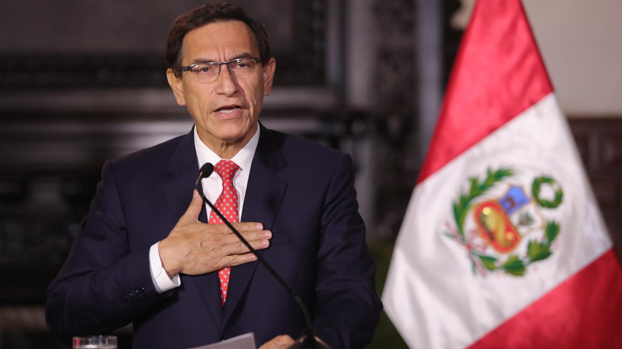Fernando Tuesta, analista político.