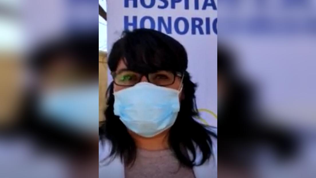 Dos pacientes hospitalizados por consumir dióxido de cloro.