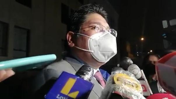 El parlamentario dijo desconocer si es que se aprobará la moción de censura en contra de Martín Vizcarra.