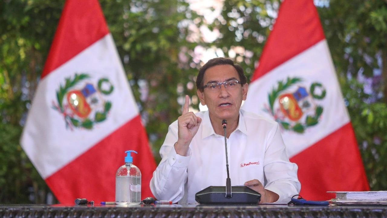 José Elice, ex oficial mayor del Congreso.