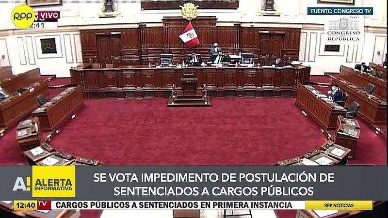 La reforma se aprobó con 111 votos a favor, 8 en contra y 8 abstenciones.