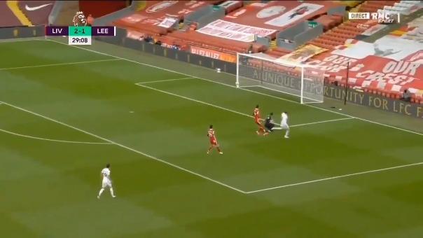 Liverpool vs. Leeds United
