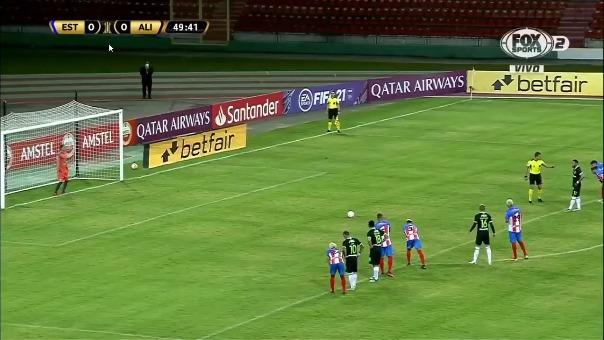 Alianza Lima vs. Estudiantes de Mérida