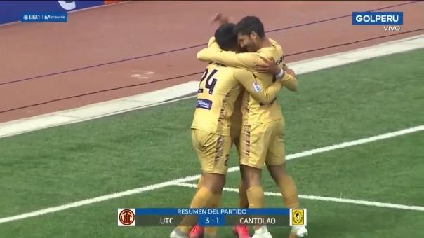 UTC 3-1 Cantolao