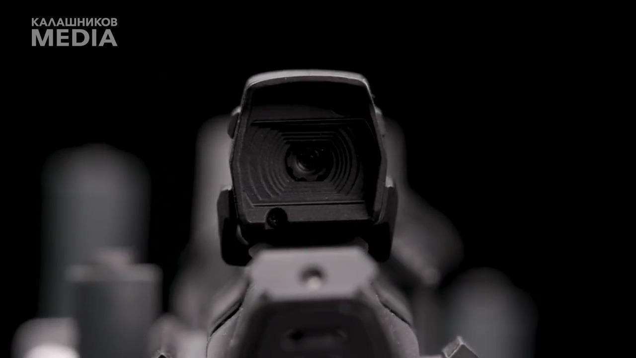 Kalashnikov sorprende con esta variante de su arma.