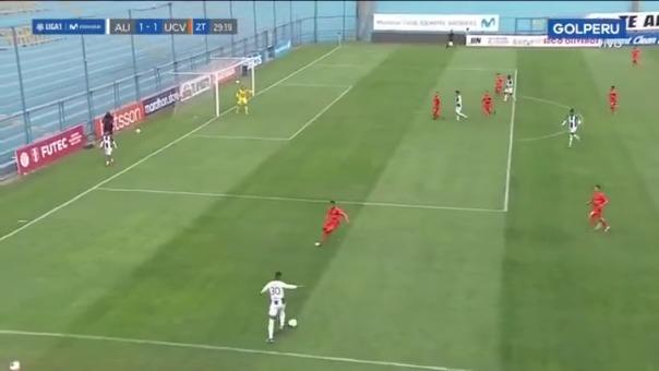 Alianza Lima 1-1 César Vallejo.