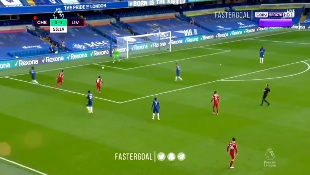 El error de Kepa que le costó un gol a Chelsea ante Liverpool