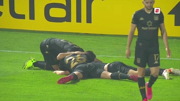 Alianza Lima 0-1 Racing: así fue el primer gol de la Academia
