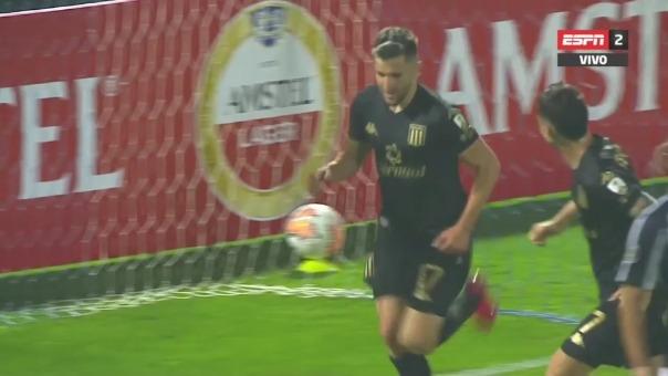 Alianza Lima 0-2 Racing: así fue el segundo gol de la Academia