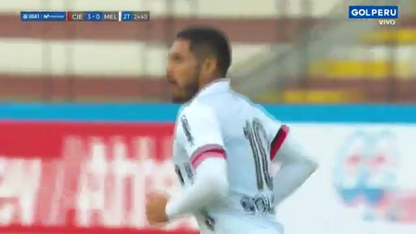 Gol de Joel Sánchez
