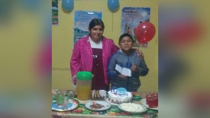 Maribel Velásquez Bermúdez fue vista por última vez el sábado en la tarde.