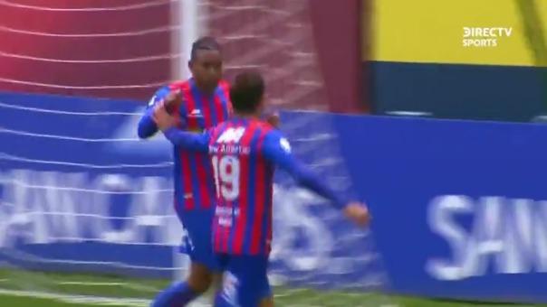 Lionard Pajoy marcó de penal ante Cusco FC
