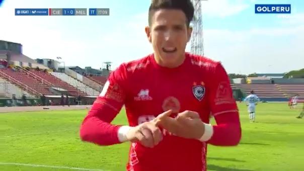Gol de Adrián Ugarriza