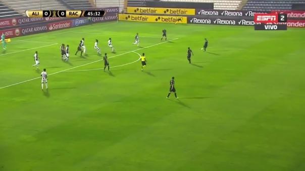 Alianza Lima vs. Racing Club