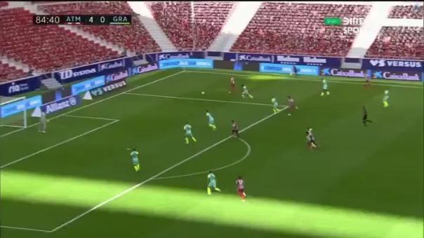 Gol de Suárez.