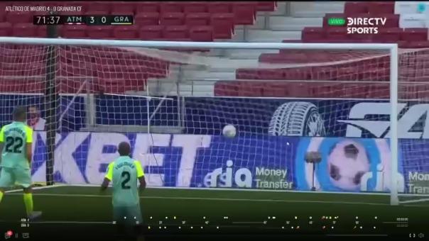 Atlético de Madrid vs. Granada.