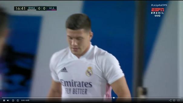 Real Madrid vs. Real Valladolid