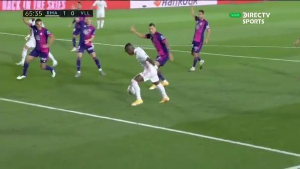 Gol de Real Madrid.