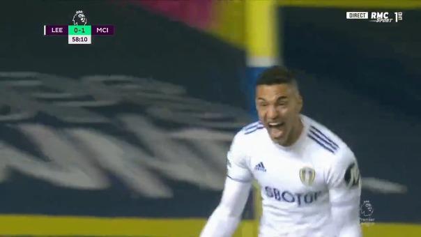 Gol de Rodrigo Moreno ante Manchester City