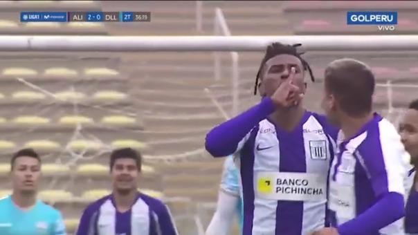 Alianza Lima vs. Llacuabamba