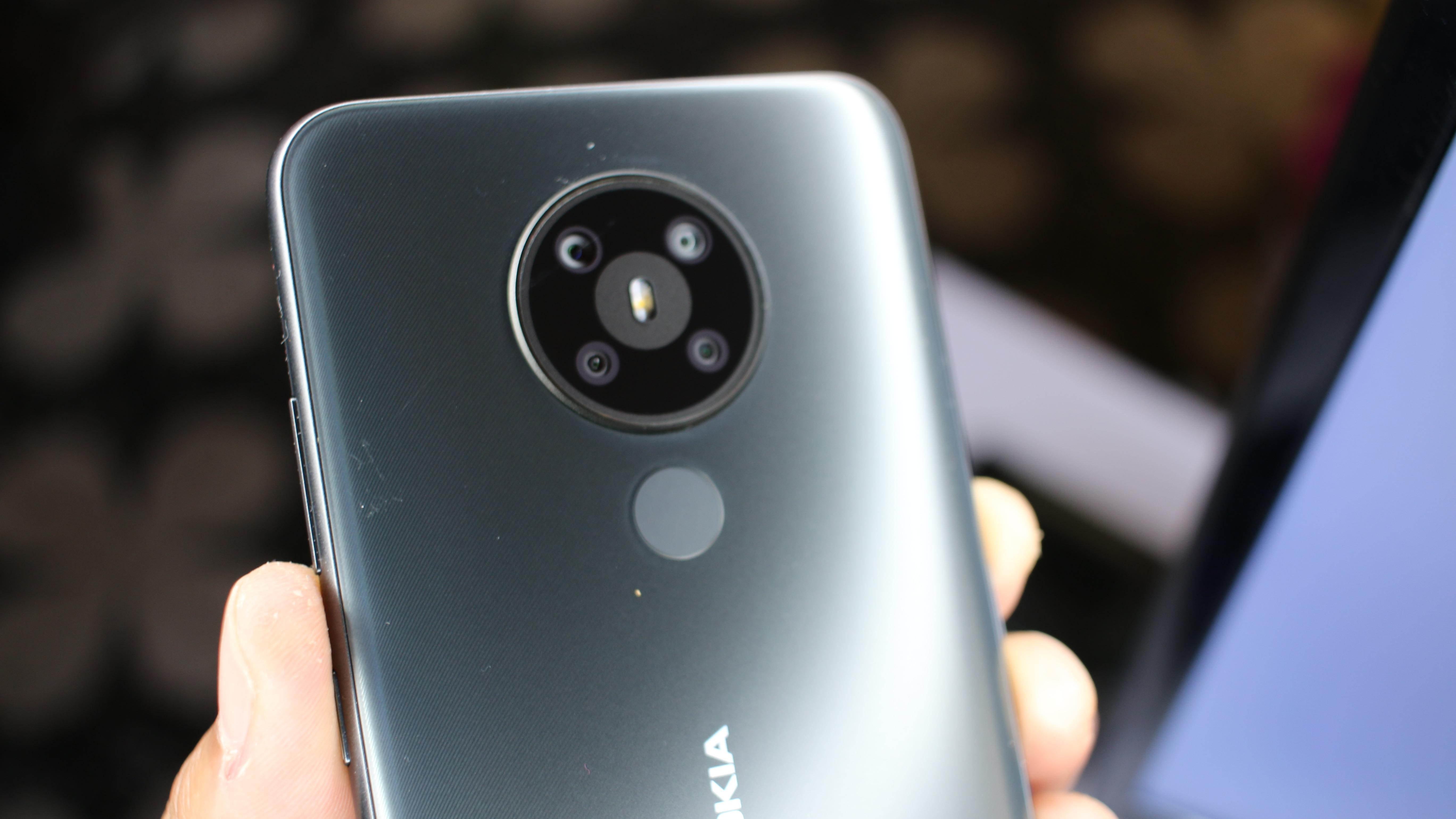 Así graba video el Nokia 5.3