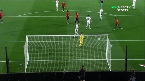 España 1-0 Suiza: Gol de Oyarzabal