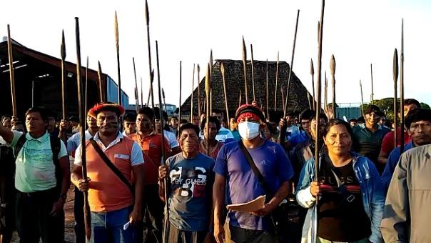 Los dirigentes de los pueblos originarios pidieron al presidente de la República, Martín Vizcarra, para que asista a una mesa de diálogo el próximo miércoles 21 de octubre.