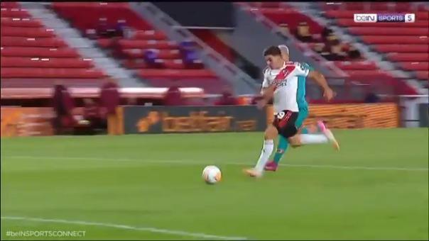 River Plate 2-0 LDU Quito: así fue el segundo gol. Lo anotó Julián Alvarez