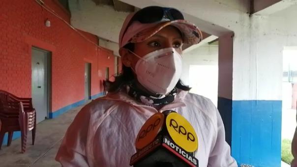 Gladys contó a RPP Noticias que durante la cuarentena por la pandemia de la COVID- 19 cumplió con los protocolos de bioseguridad y entrenó en lugares alejados.