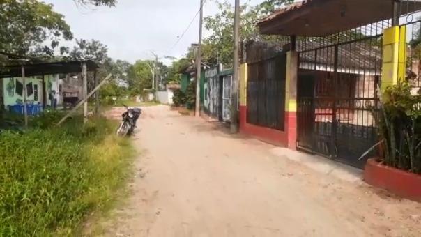 Los burdeles que esperan reabrir se ubican en el sector de Pucayacu, distrito de San Juan Bautista, provincia de Maynas.
