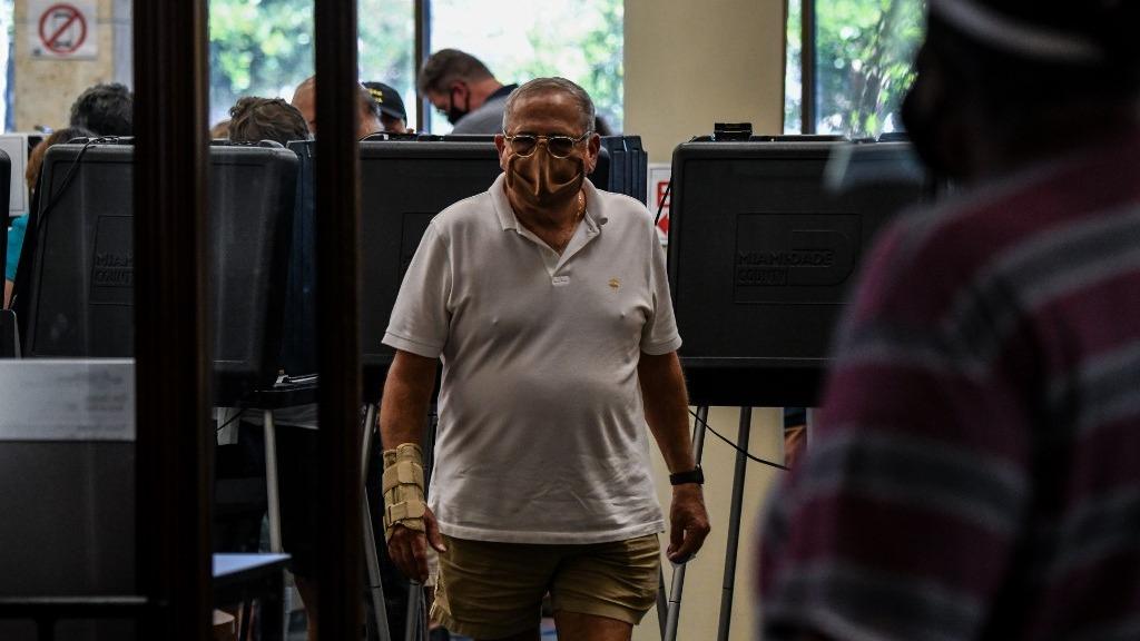 Florida es crucial en las elecciones que terminan el 3 de noviembre porque su voto -que es imprevisible- tiene el potencial de decidir la presidencia.