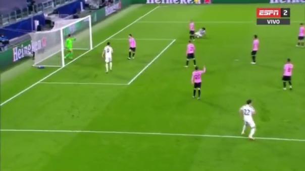 Álvaro Morata anota, pero...