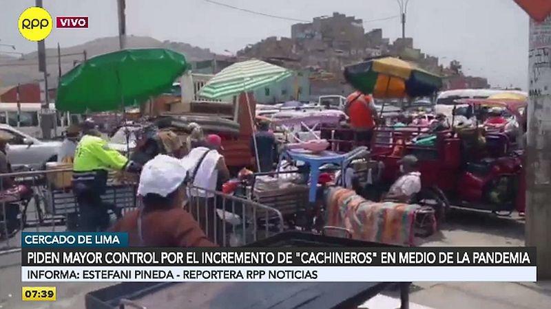 Así lucen las calles de la urbanización Manzanilla.