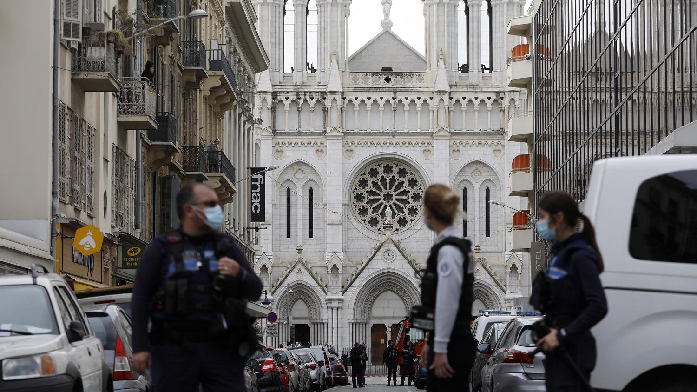 Ataque terrorista en Niza