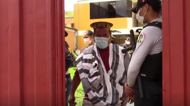 El alcalde  Daniel Ríos Sebastián es sospechoso de integrar una organización criminal.
