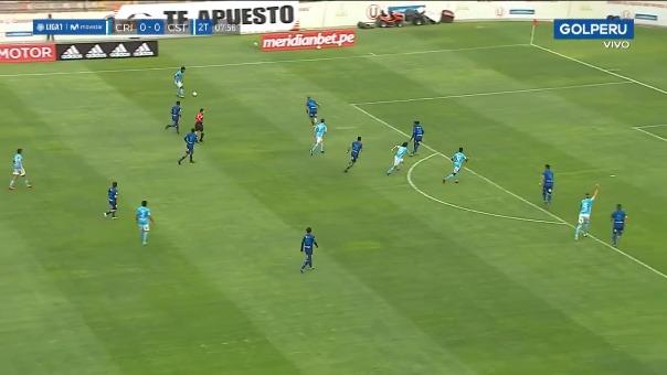 Gol de Sporting Cristal