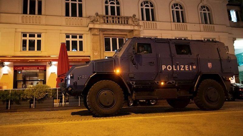 El atentado ha consternado a la población austriaca.