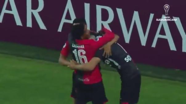 Melgar 1-0 Bahía (IDA)