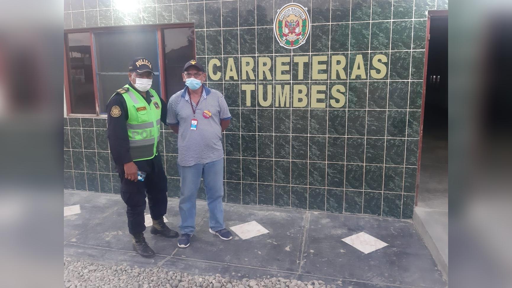Gelacio Luis Alberto Vieyra Terranova tenía tres requisitorias vigentes, una por el delito de terrorismo.
