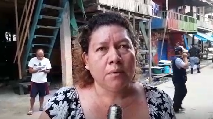 Testimonio de una de las denunciantes sobre el escape de Vargas de la comisaría de Belén.