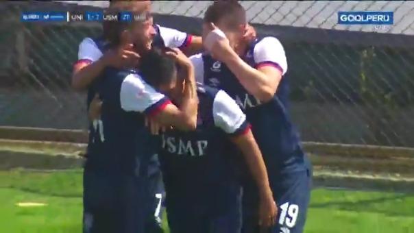 Segundo gol de Jordan Guivin ante Universitario