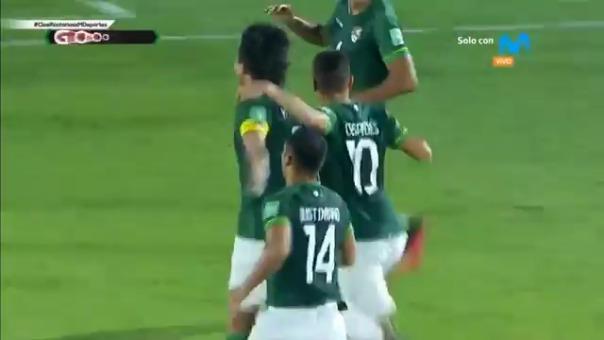 Paraguay vs. Bolivia