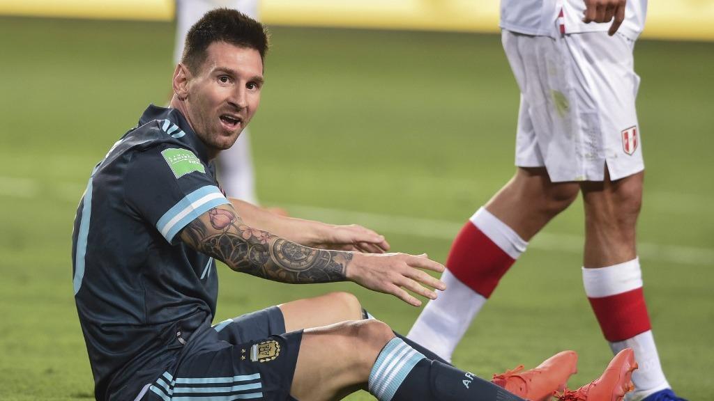 Lionel Messi retornó a Barcelona tras jugar con Argentina
