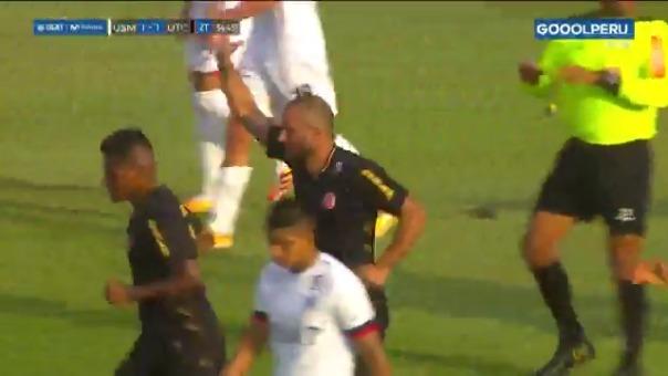 Gol de Mauro Guevgeozián ante San Martín
