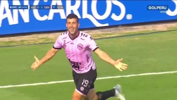 Alianza Lima  0-1 Sport Boys: así fue el gol de Sebastian Penco
