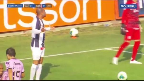 Sebastián Penco anota el 2-0 ante Alianza Lima